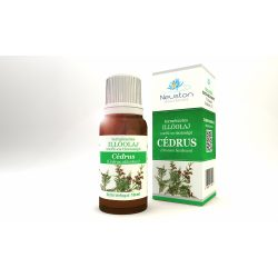Cédrus illóolaj 10 ml (dobozos)