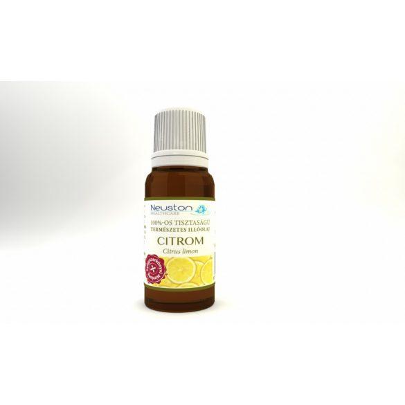 Citrom illóolaj 10 ml gyógyszerkönyvi
