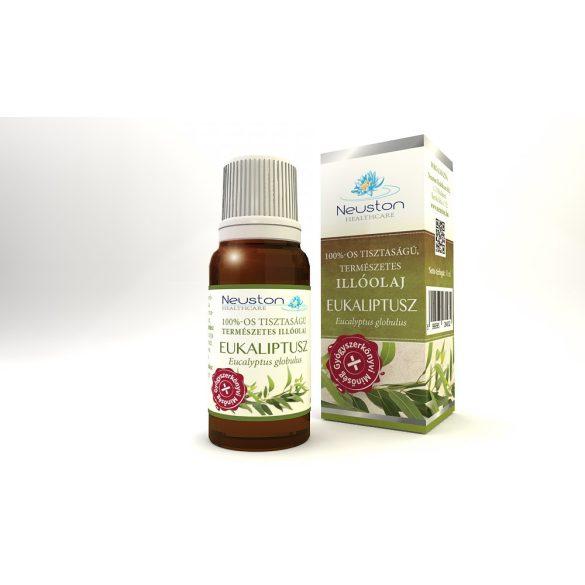 Eukaliptusz illóolaj 10 ml gyógyszerkönyvi dobozos