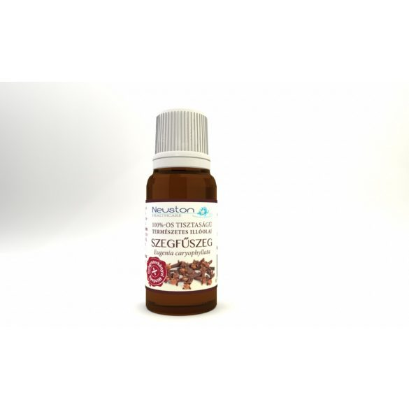 Szegfűszeg illóolaj 10 ml gyógyszerkönyvi