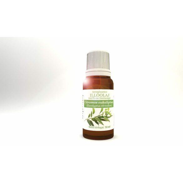 Citromos eukaliptusz illóolaj 10 ml