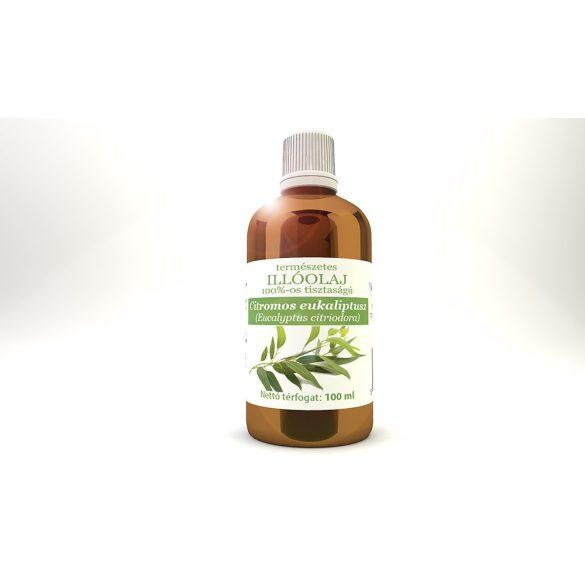 Citromos eukaliptusz illóolaj 100 ml