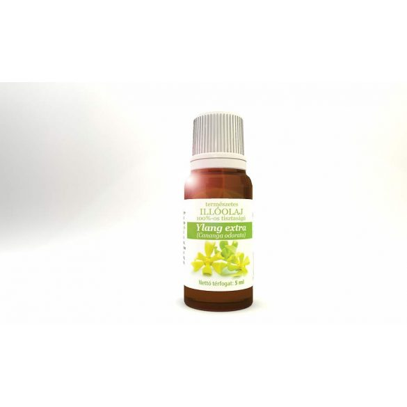 Ylang extra illóolaj 5 ml