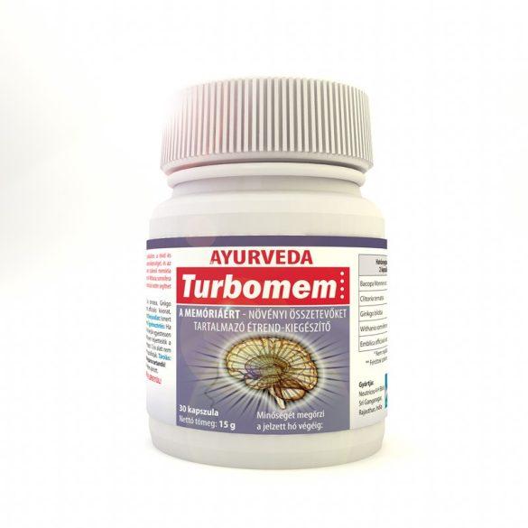 Turbomem – A memóriáért / 30 db